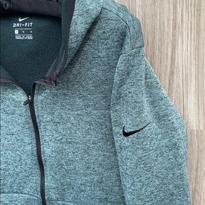 Nike Tops - Nike Therma Hypernatural Full ZIP Hoodie